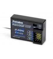 Futaba Receiver R203GF 3CH S-FHSS