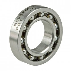 Novarossi Rear  Engine Bearing (Steel) 11,5x21x5mm - 9balls