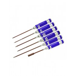 Arrowmax promotion tools pack for GP racer 6pcs Purple Series
