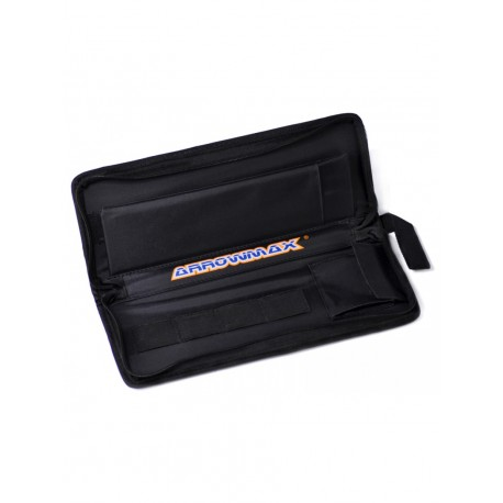 Arrowmax bag for set up system 1/10 and 1/8 on road