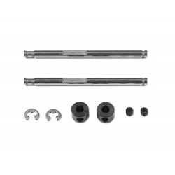 FRONT UPPER SUS SHAFT(E-RING TYPE) / IF15