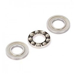 XRD thrust bearing for clutch