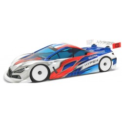 Bittydesign 1/10 Touring HYPER 190mm Clear Body