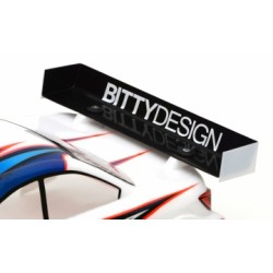 Bitty Design Wing Touring Hard 1mm Charge