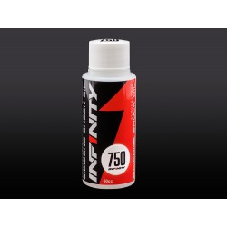 INFINITY SILICONE SHOCK OIL 750