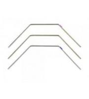 SMJ SILVER LINE ANTI-ROLL BAR FRONT SET (1.2mm/1.3mm/1.4mm)