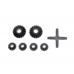 BEVEL GEAR SET for PRO-GEAR DIFF